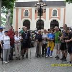 II Diecezjalna Pielgrzymka Entuzjastów Nordic Walking Gogolin-Góra Św. Anny